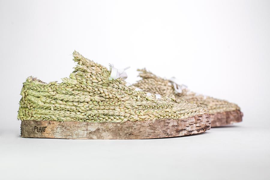 Monsieur Plant © 2017 • Good Life • KaDeWe / Berlin + VOR Sneakers